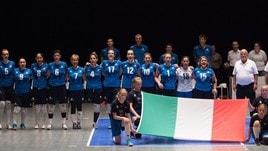 Sitting Volley: l'Italia femminile si raduna al PalaFonte di Roma