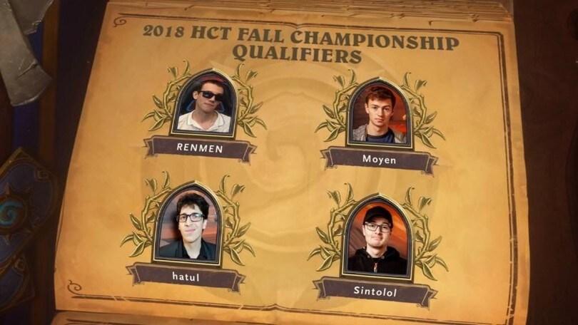 HCT Fall Playoffs: nessun italiano qualificato