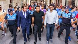 Ronaldo si prende la Liga: è il nuovo patron del Valladolid