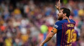 Messi: Barcellona, voglio la Champions. Juventus tra le favorite