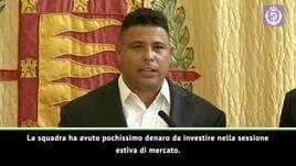 Ronaldo, comprato il 51% del Valladolid: