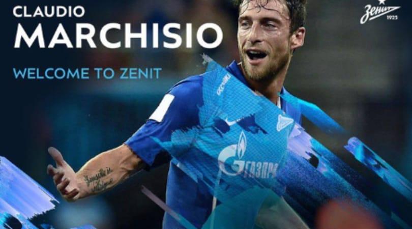 Ufficiale: Marchisio firma per lo Zenit San Pietroburgo