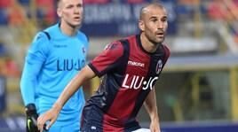 Serie A Bologna, doppia seduta per i rossoblù. Palacio continua le cure