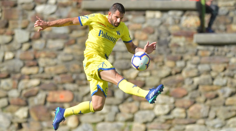 Chievo-Triestina 3-0: Pellissier, Leris e Stepinski in gol
