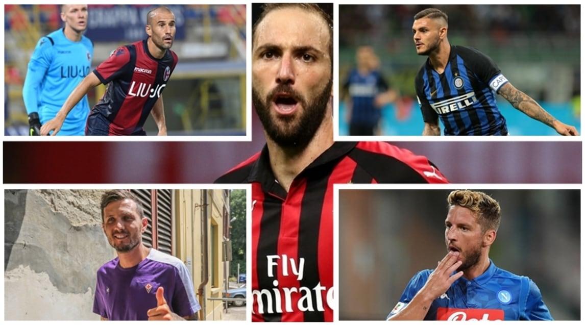 """Ecco la lista dei giocatori attivi con più gol nella massima serie italiana: ci sono cinque """"centenari"""""""