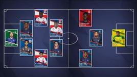 Ligue 1, la formazione del mese