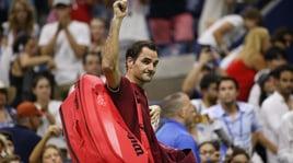 Us Open, Federer va fuori con Millman. Avanti Cilic