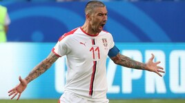 Kolarov attacca Marusic: è già derby Roma-Lazio
