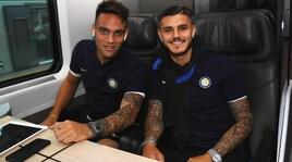 Inter, Icardi e Lautaro Martinez restano con l'Argentina