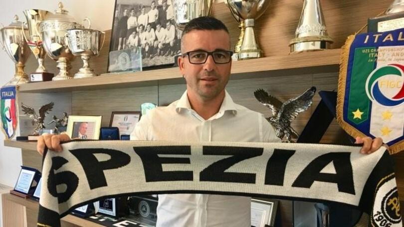 Calciomercato Spezia, ufficiale: Di Natale nuovo collaboratore tecnico della prima squadra