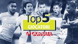 Ligue 1 - Top 5 giocatori, 4ª Giornata