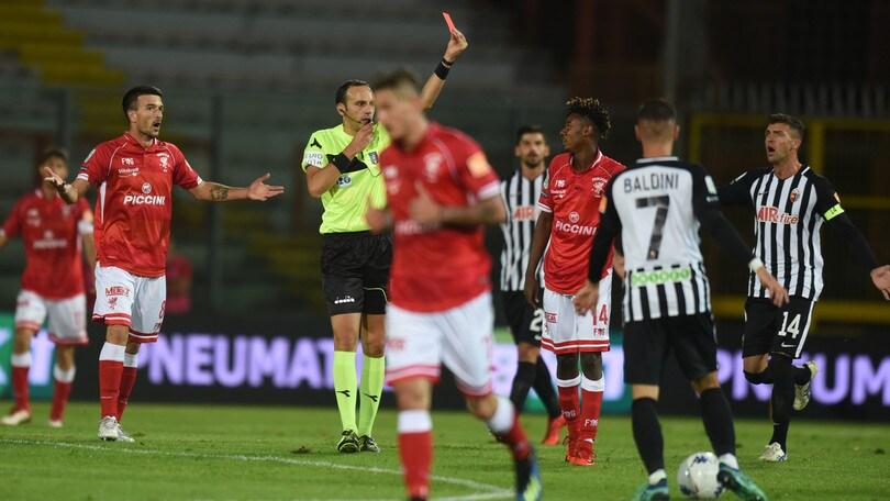 Serie B, un turno di squalifica a Michael