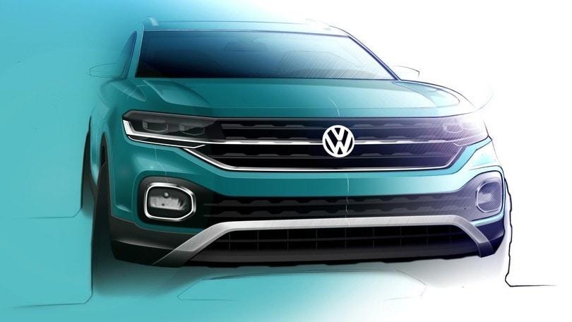 Volkswagen T-Cross verso il debutto