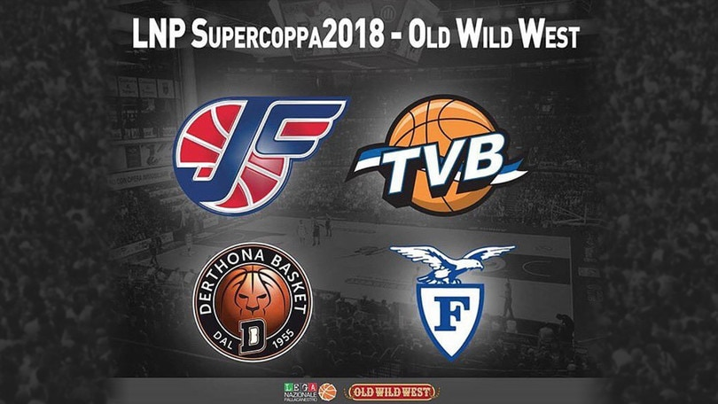 Supercoppa LNP, Casale-Treviso e Bologna-Tortona le semifinali