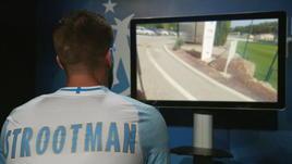 Marsiglia, Strootman diventa un videogioco