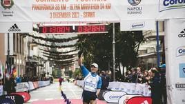 Stefano Velatta torna per vincere al Sorrento Positano Ultramarathon 54km