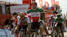 Vuelta, altro successo di Viviani