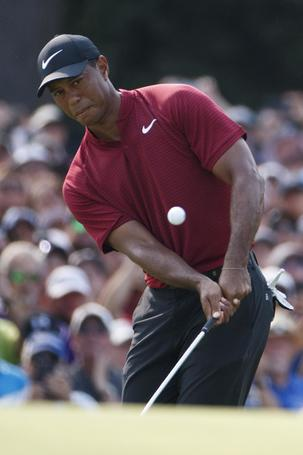 Ryder Cup: Woods
