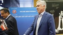 I tecnici all'Uefa: «Rivedere la regola dei gol in trasferta»