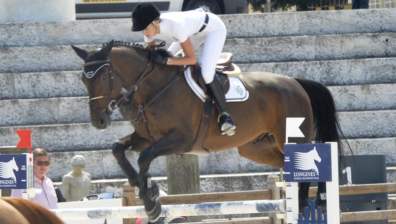 Equitazione: torna a Roma