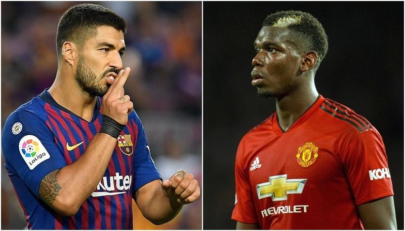 Calciomercato, Suarez chiama Pogba e il Barca pensa a Rabiot