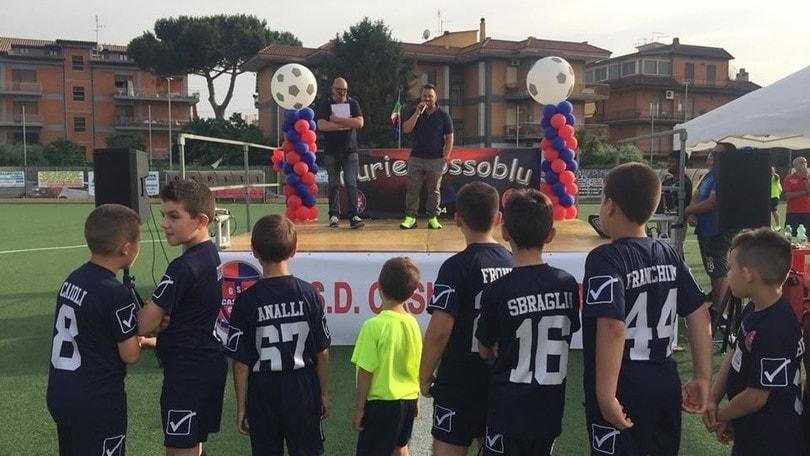 Casilina Bccr, dal 10 settembre c'è l'Open Day della Scuola calcio
