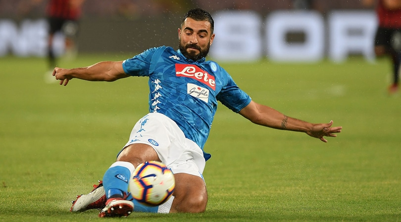 Serie A Napoli, Albiol: «Crisi Ronaldo? Partì piano anche l'anno scorso»