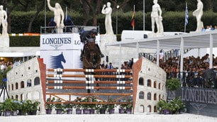 Longines Global Champions Tour di Roma: al via la 4° edizione