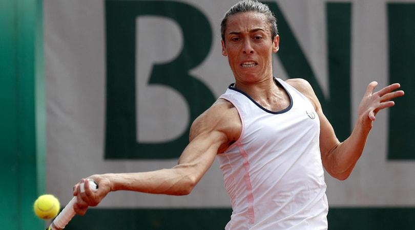 Tennis, la Schiavone si ritira: «Ora voglio allenare»