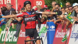 Vuelta, 11ª tappa - Assolo De Marchi, crollo Aru