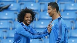 """Marcelo """"gela"""" la Juventus: «Io a Torino? Sciocchezze. Voglio chiudere nel Real»"""