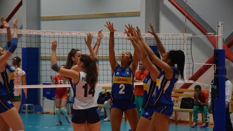 Volley: Europei Under 19 Femminili, l'Italia è in semifinale