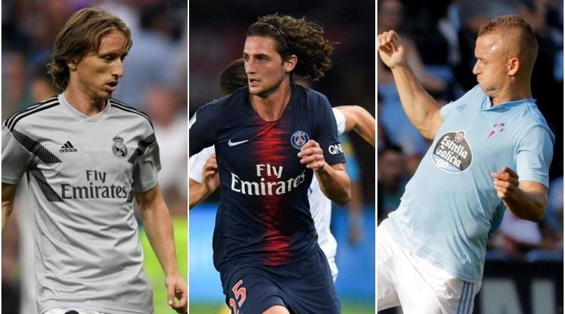 Modric-Rabiot-Lobotka: ecco il piano anti-Juventus delle rivali