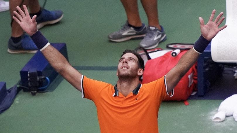 US Open, Del Potro a caccia del colpo con Nadal