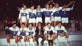 Volley: Mondiali 2018, Malagò e la Fipav incontrano i Campioni del Mondo
