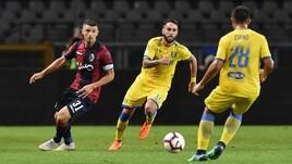 Serie A Frosinone, Zampano: «Gara con la Sampdoria per me particolare»