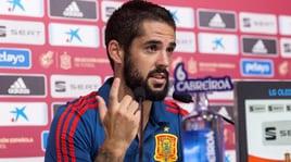 Isco: «Ronaldo? Ora al Real segnano in tanti…»
