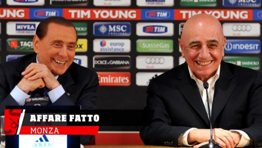Monza, Berlusconi e Galliani acquisteranno il club