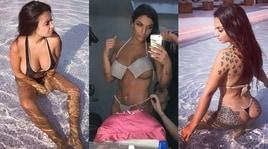Elettra Lamborghini, la sexy estate della regina di Instagram