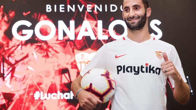 Allenamento calcio Sevilla FC modello