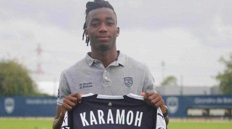Karamoh:«Grazie Inter, al Bordeaux per giocare. Ligue 1 come Premier e Serie A»