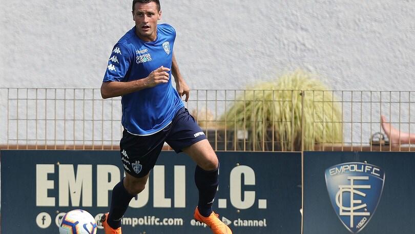 Serie A Empoli, Pasqual a rischio per la Lazio