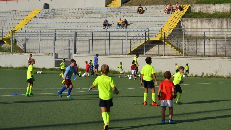 Fc Frascati, un successo l'Open day della Scuola Calcio