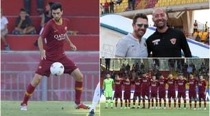 Benevento-Roma 2-1: Di Francesco fa esperimenti, ko indolore al Vigorito