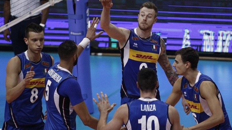 Volley: L'Italia batte la Cina nell'ultimo test pre-mondiale