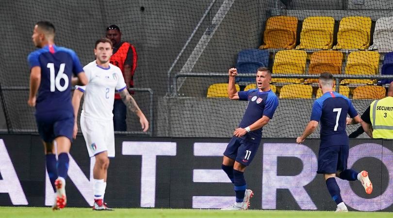 Slovacchia-Italia Under 21 3-0. Azzurrini mai in partita