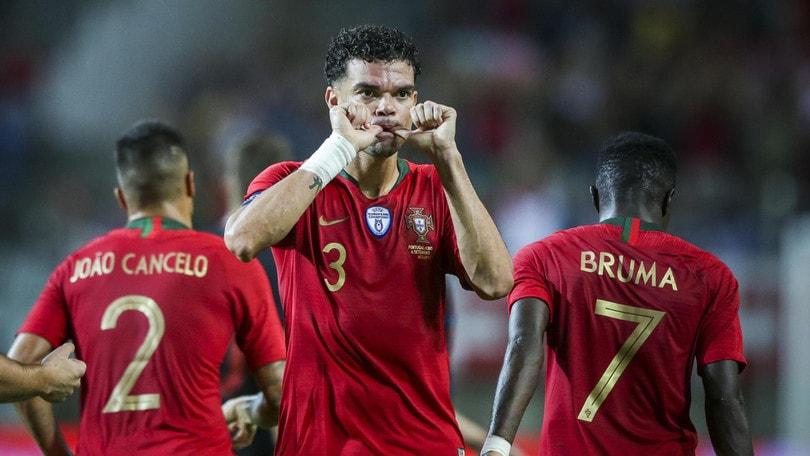 Portogallo-Croazia 1-1: Pepe risponde a Perisic