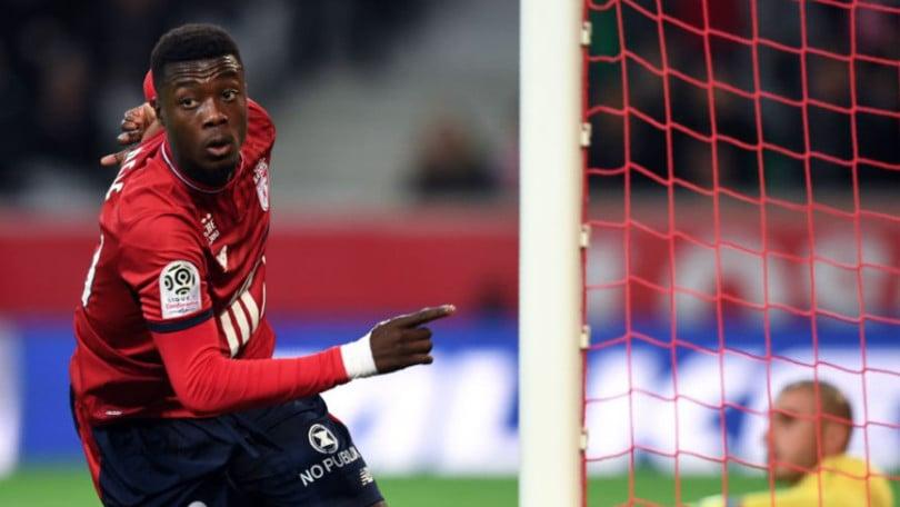 Nicolas Pepe, si muove l'Arsenal