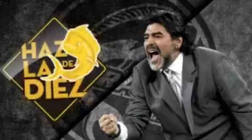 Maradona torna ad allenare in Messico!