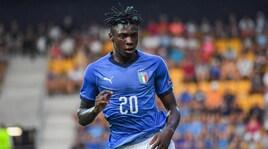 U20, Kean strepitoso, che doppietta: l'Italia batte la Polonia 3-0